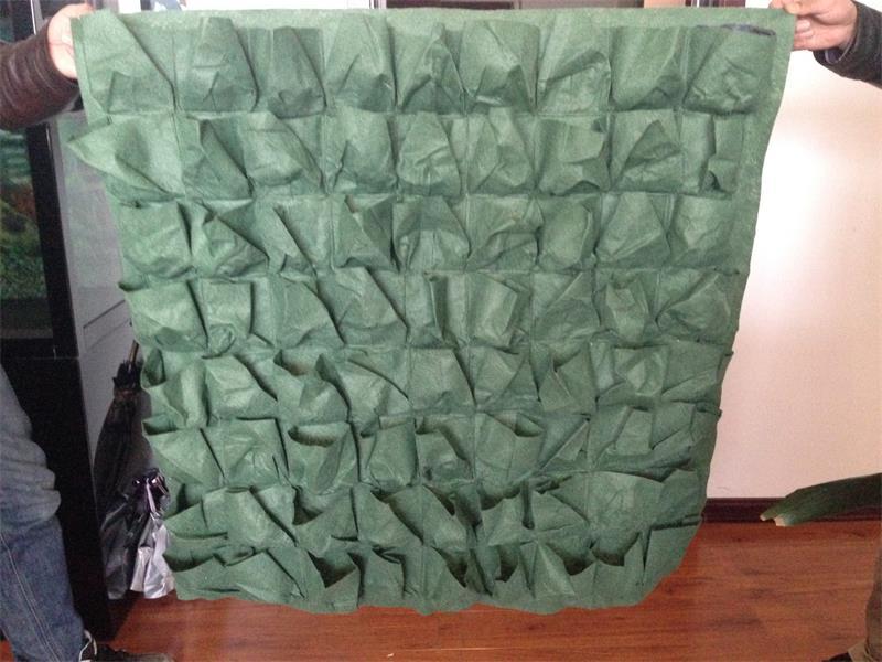墙体垂直袋